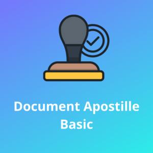 Apostille Basic