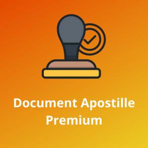 Apostille Premium